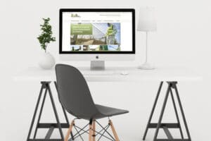 EcoPro web design